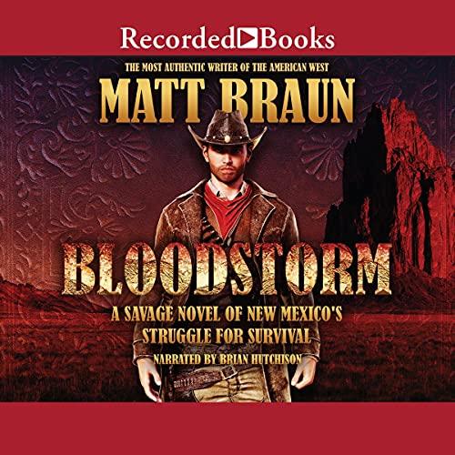 Bloodstorm cover art