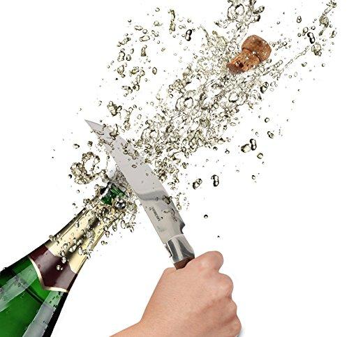 Laguiole Champagne Säbel Champagner Saber Sekt Säbel