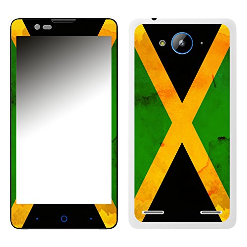 DISAGU SF-106526_1124 Design Folie für ZTE Blade L3 Plus - Motiv Jamaika
