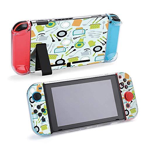Home Cooking Accesorios de cocina Herramientas Funda protectora para Nintendo Switch Soft...