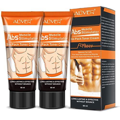 2pcs Hot Cream, Belly Fat Burner, Abdominal Muscle Toner Body, Slimming...