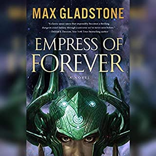 Empress of Forever                   By:                                                                                                                                 Max Gladstone                               Narrated by:                                                                                                                                 Natalie Naudus                      Length: Not Yet Known     Not rated yet     Overall 0.0