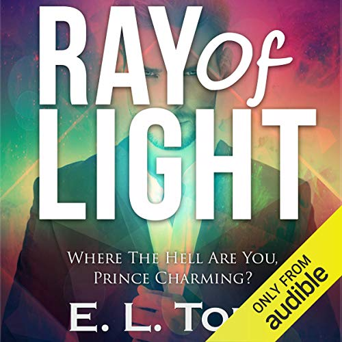 Ray of Light audiobook cover art