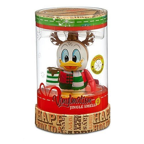 Christmas Jingle Smells Donald Duck Chocolate Smell Disney Vinylmation 3' inch Figure