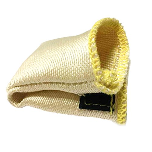 Gazechimp Doigt TIG Gants De Soudage Travail Protection Chaleur Couverture Bouclier 5.9\