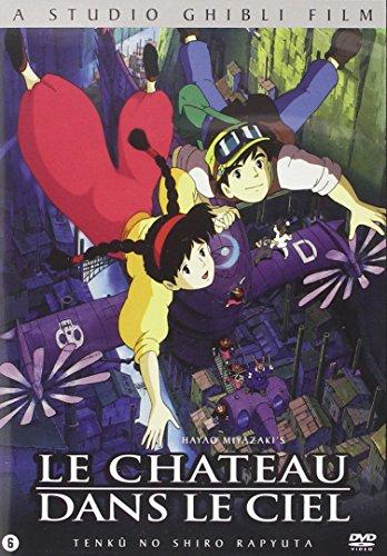 DVD Le château dans le ciel (import belge)