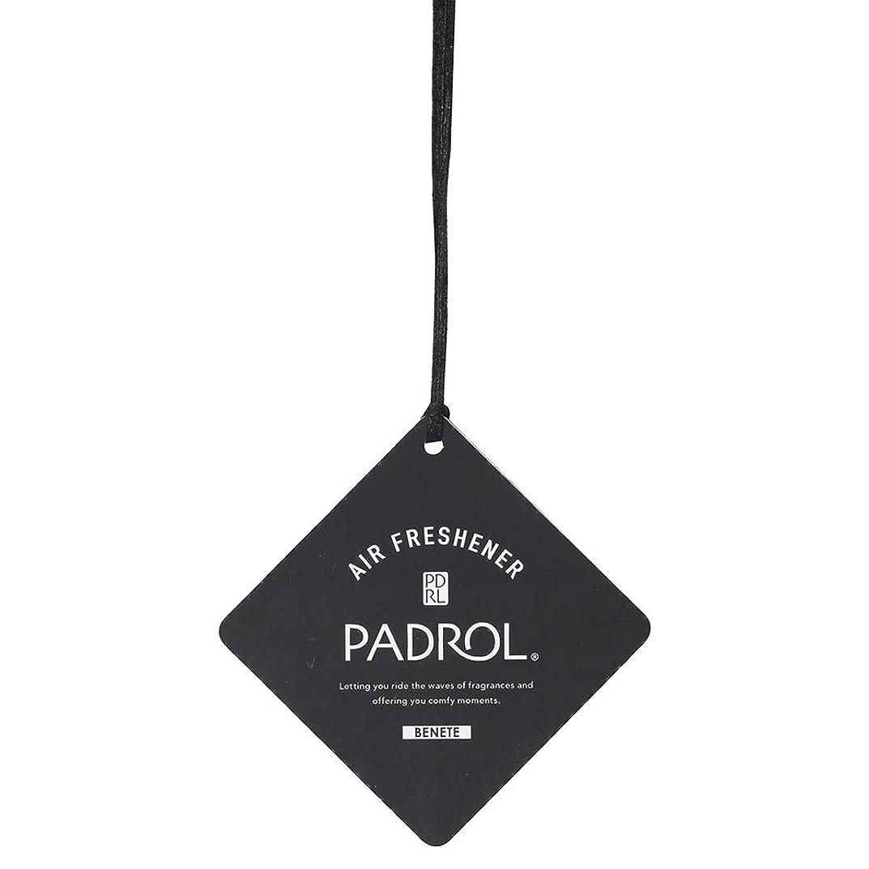 検索エンジン最適化天の販売計画PADROL ルームフレグランス エアーフレッシュナー BENETE 吊り下げ ホワイトムスクの香り PAB-5-01