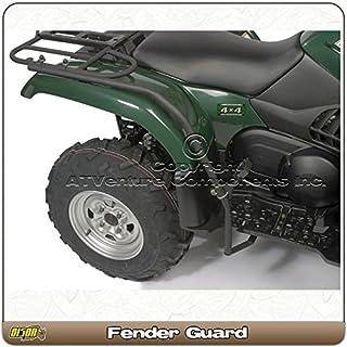 Flameer 2pcs Plastic Foot Rest Fender Splash Guard for Jinling 250cc EEC JLA-21B,JLA-923