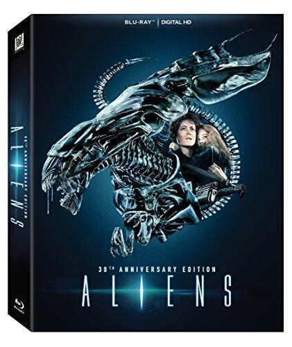 Aliens (30th Anniversary Edition) [Blu-ray]
