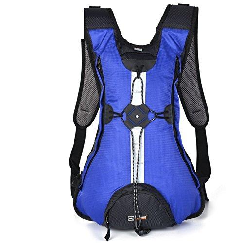 Sincere® Package / Sacs à dos / Portable / Vélo sac / package sac / extérieur sac de sport / sac à dos Ultralight extérieur / équitation -blue 20L