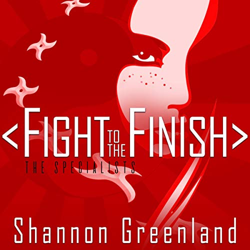 Fight to the Finish: A Teen Spy Thriller audiobook cover art