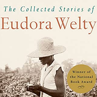 The Collected Stories of Eudora Welty cover art