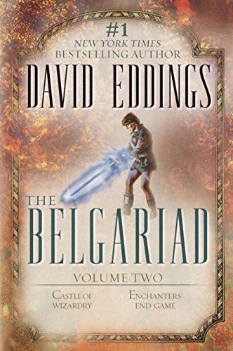 The Belgariad Volume 2: Volume Two: Castle of Wizardry, Enchanters