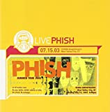 Live 07/15/03 Usana Amphitheat [Import USA]
