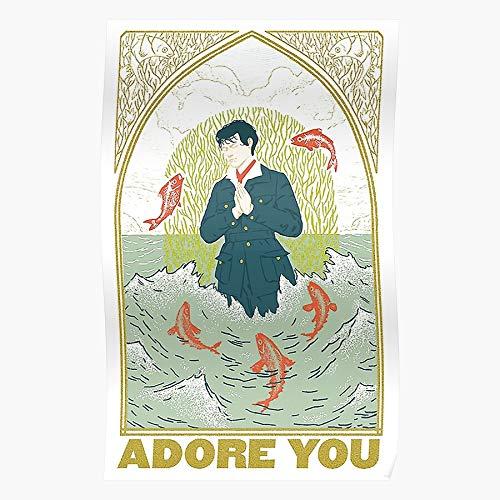 Ocean New Harry Album Styles Limited Line Fine das Beste und neueste Plakat für Wandkunst Wohnkultur Zimmer