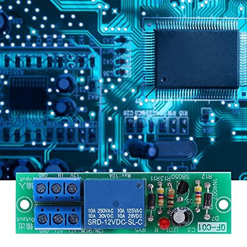 Weikeya Coche Modificación Cambiar Módulo, Biestable Módulo Coche Modificación 10 A MAX El plastico y Cobre Activo, Mismo como Aporte Voltaje