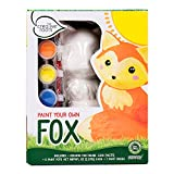 Creative Roots Paint Your Own Fox by Horizon Group USA