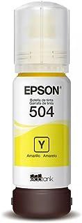 Tinta para Impressora Epson Bulk Ink L6171 Yellow Original 70ml