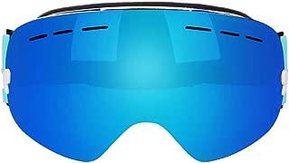 Taotuo Ski Goggles Double Layer UV400 Anti-Fog with Large ski Goggles ski Goggles Men Women Snow Snowboard Goggles GOG-201 Pro