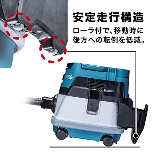 マキタ(Makita)乾湿両用充電式集じん機36Vバッテリ・充電器別売VC155DZ