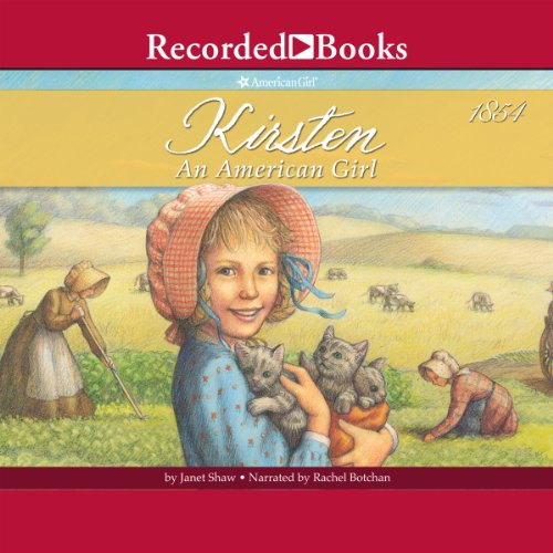 Kirsten audiobook cover art