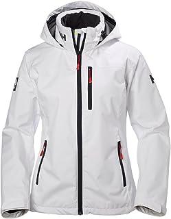 Helly Hansen Crew Hooded Womens Waterproof Jacket