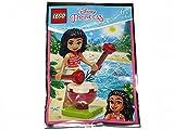 Blue Ocean LEGO Disney Princess Vaiana (Moana) 302007 - Juego de papel de aluminio