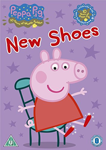Peppa Pig - New Shoes and Other Stories (Vol 3) [Reino Unido] [DVD]