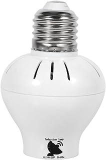 Bombilla LED con sensor de movimiento PIR E27 de microondas para interruptor de encendido AC 100 – 240 V