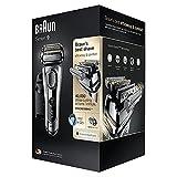 Braun Series 9 9290 cc - Afeitadora eléctrica para hombre de lámina, en...