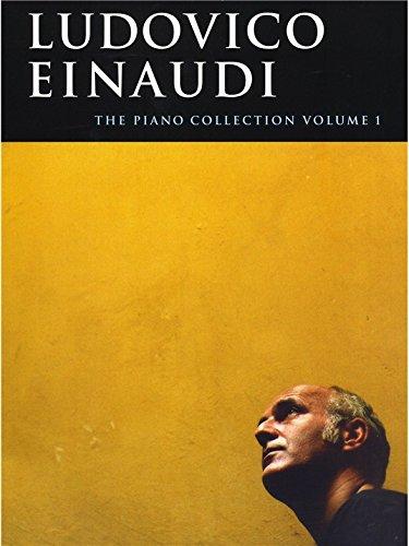 Ludovico Einaudi: The Piano Collection - Volume 1 - Partituras