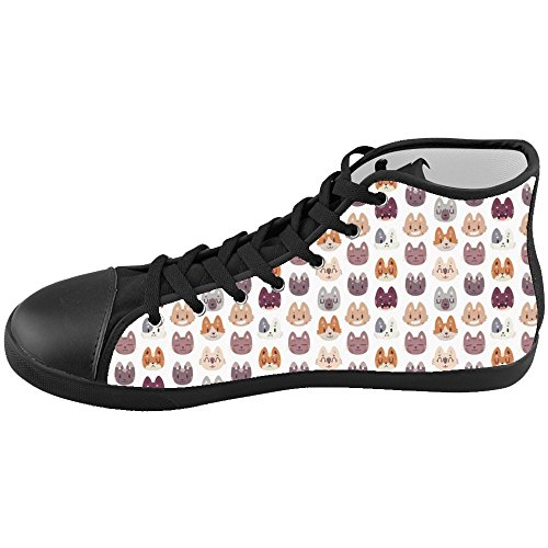 Dalliy Custom Fox Kids Canvas Shoes Le Scarpe Le Scarpe Le Scarpe.