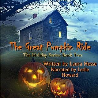 The Great Pumpkin Ride audiobook cover art