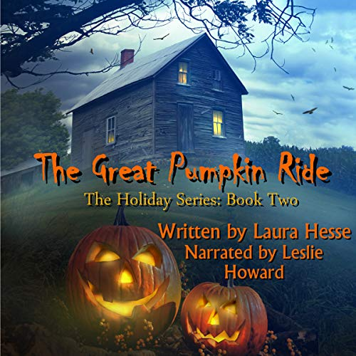 The Great Pumpkin Ride audiobook cover art