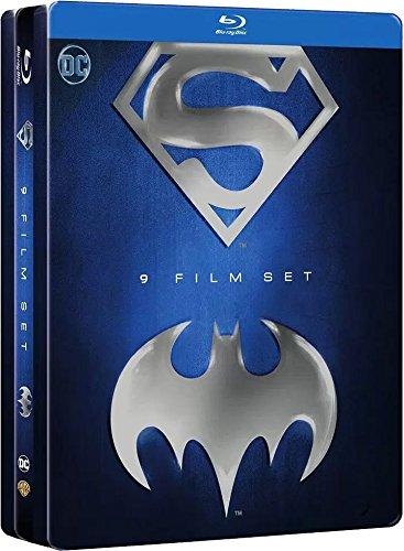 Antología Batman   Superman Blu-Ray Ed. Metálica [Blu-ray]