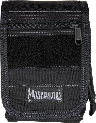 Maxpedition H-1 Sac de Taille pour Homme Taille Unique Noir