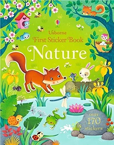 First Sticker Book Nature (First Sticker Books): 1 (First Sticker Books series)