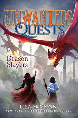 Dragon Slayers (The Unwanteds Quests Book 6) by [Lisa McMann]