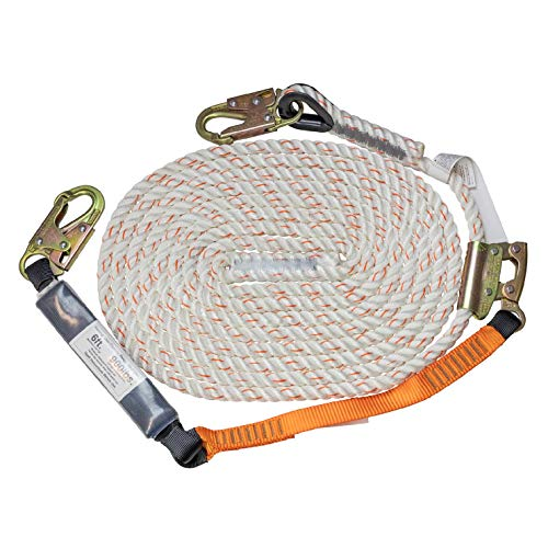 cheap Malta Dynamics (50ft) Lifeline Vertical Assembly OSHA / ANSI Compliant