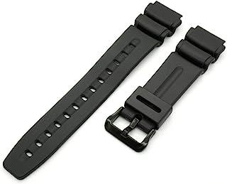Casio 19mm Black-Resin-DW280/290