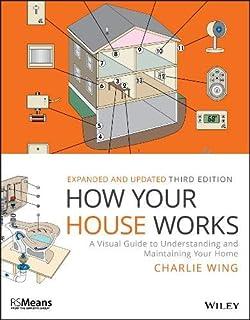 نحوه کار خانه شما: راهنمای ویژوال برای درک و نگهداری خانه شما (RSMeans)