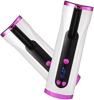 Cordless Automatic Hair Curler,auto Rotating Ceramic Barrel Curling Iron, Beach Hair Waver,Hair Curlers for Long Hair for ...