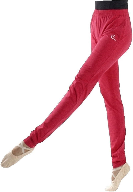 Adult Dance Ballet Gym Pants Fitness Soft Black
