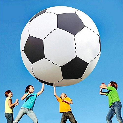 Nakital 51 pulgadas Muy Grande Inflable Fútbol playa Fiesta ...