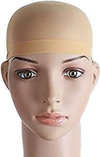 SUKRAGRAHA Wig Caps - Neutral (2 Pack)