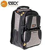 Zeck Backpack 24000 + Tackle Box WP S - Angelrucksack für Spinnangler, Rucksack für Angler,...