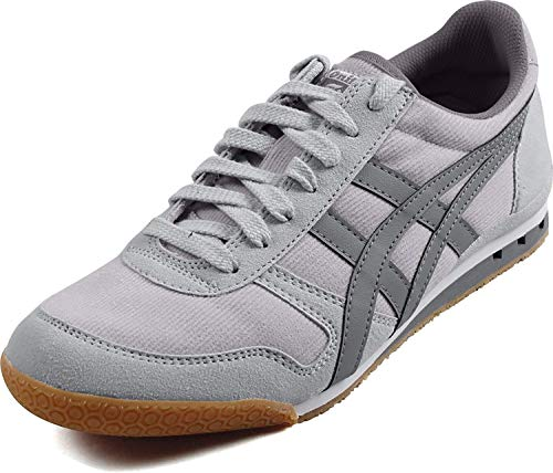 Onitsuka Tiger Unisex Ultimate 81 Shoes 1183A012, Mid Grey/Carbon, 8 M US