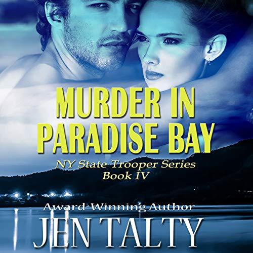 Murder in Paradise Bay audiobook cover art