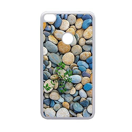 Cajas De Teléfono Abs Duros Tener con Beautiful Cobblestone 1 para Niño Compatible para Huawei P9 Lite Individualidad
