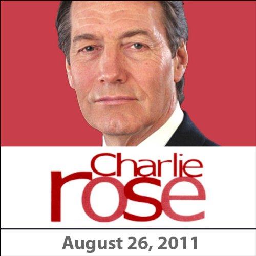 Charlie Rose: Salman Rushdie, August 26, 2011 cover art